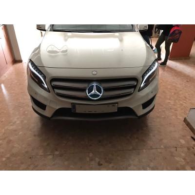 Led estrella Mercedes