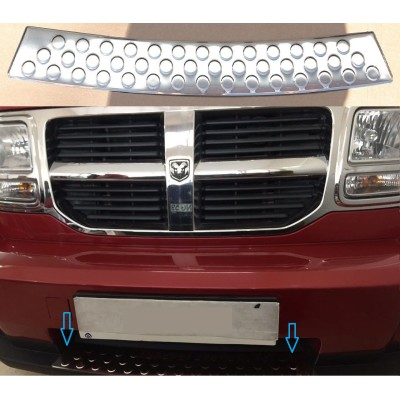Embellecedor paragolpes Dodge Nitro