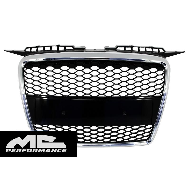 Calandra Audi A3 RS3 look