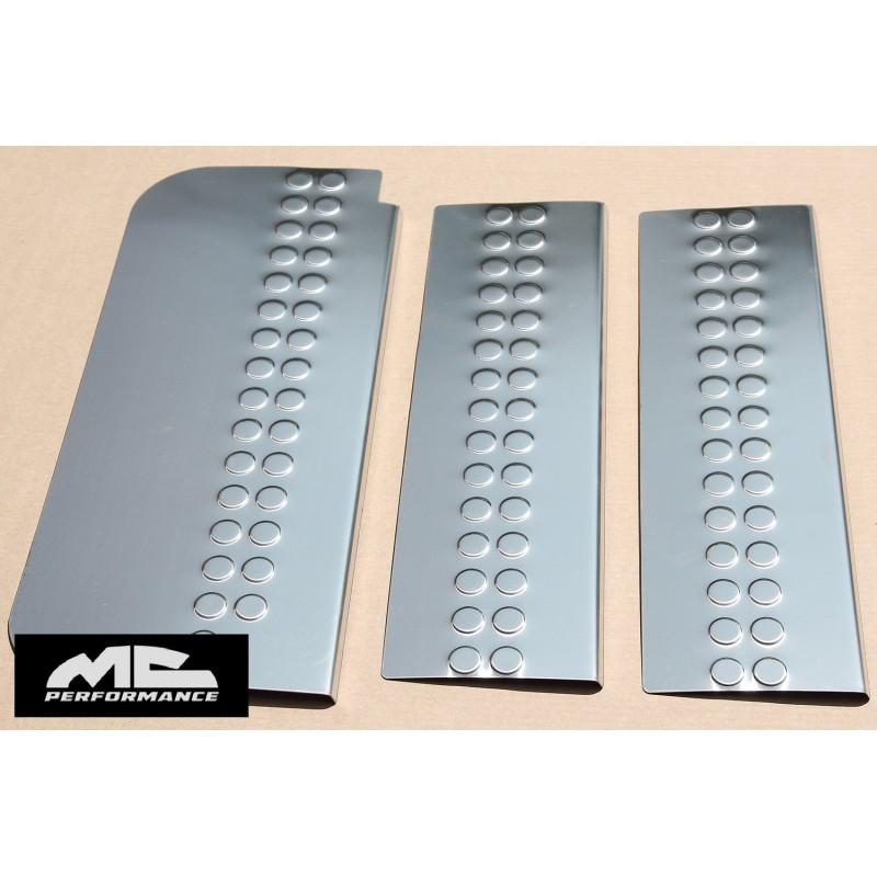Molduras protectoras de puerta Opel Vivaro