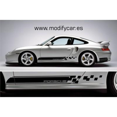 Bandas laterales Porsche
