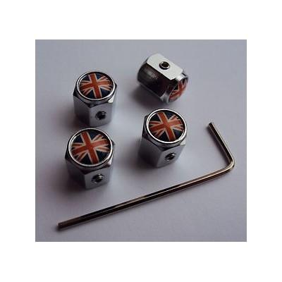 Tapones de valvulas Union Jack