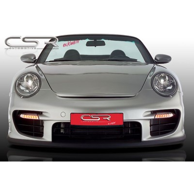 Paragolpes Porsche 911 997 GT2 look