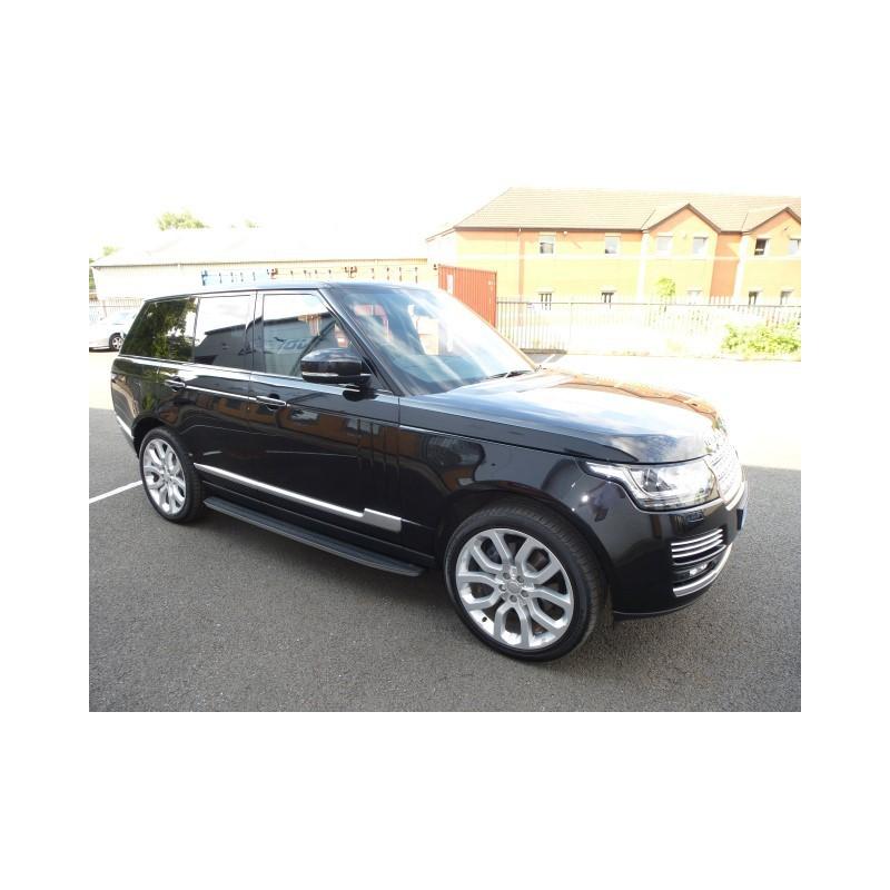 Estriberas Range Rover 2013