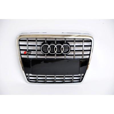 Calandra Audi A6 S6 Black Edition