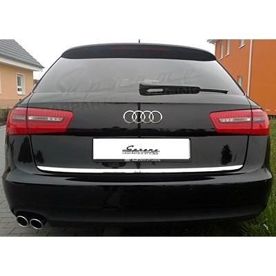 Embellecedor cromado Audi A6 C7 Avant