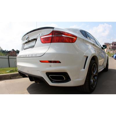 Colas escape BMW X6 E71