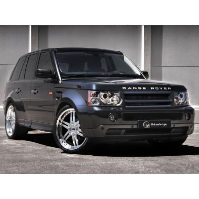 Ensanche aletas Range Rover Sport