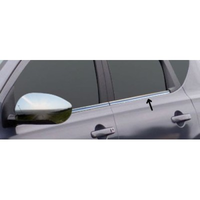 Molduras de ventana Mercedes MLW164