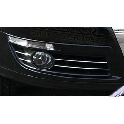 Listas cromadas antinieblas VW Passat