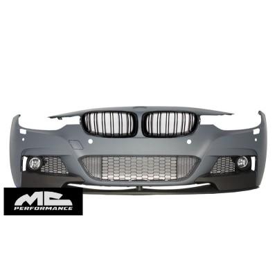 PARAGOLPES DELANTERO BMW F30-F31 12-14 LOOK M4 PARRILLA ABS