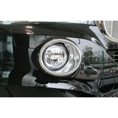 Antinieblas cromados BMW X5 F15