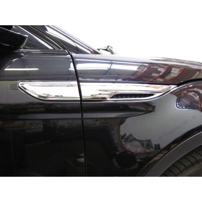 Molduras cromadas Range Rover Evoque