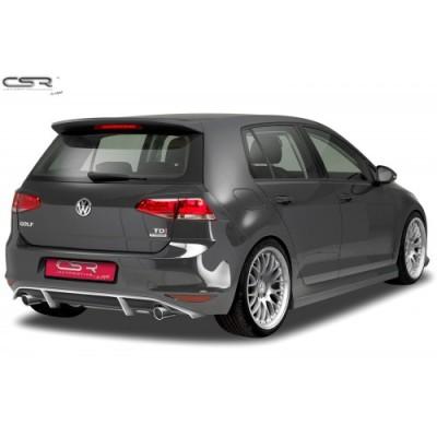 Difusor trasero VW Golf 7
