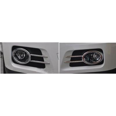 Antinieblas cromados VW Tiguan 10-12