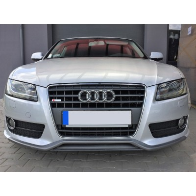 Spoiler delantero RS5 look Audi A5 07-11