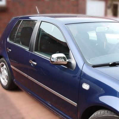 Retrovisores Cromados Volkswagen Golf, Passat, Bori
