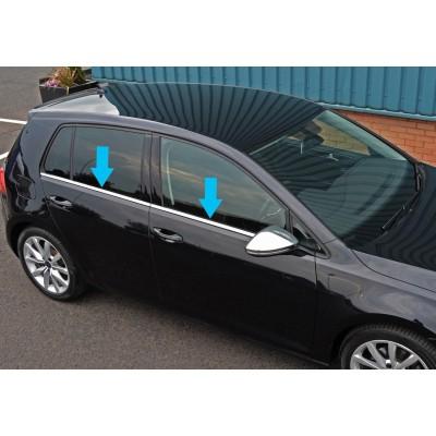 Molduras de ventana Volkswagen Touran 2003-2009