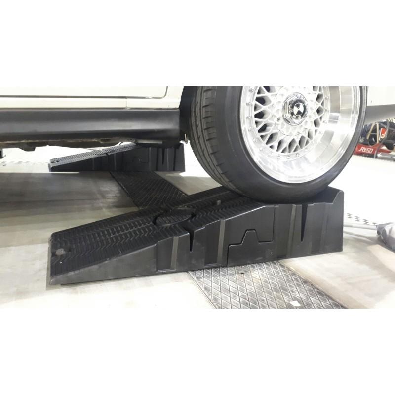 Rampa elevación vehículos