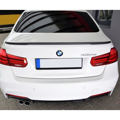 Spoiler trasero BMW F30 look Performance