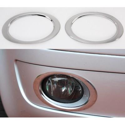 Antinieblas Cromados Volkswagen Touareg 7P 2011+