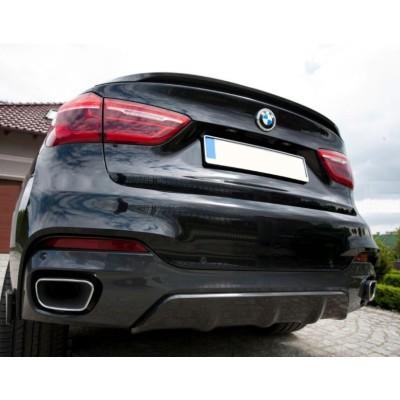 Difusor trasero BMW X6 F16