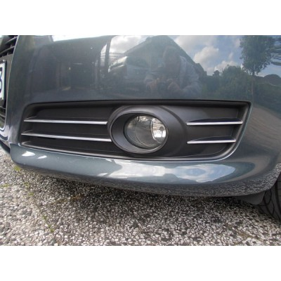 Listas antiniebla cromo Audi A3 08-10
