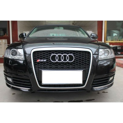 Calandra Audi A6 C6 RS6 look