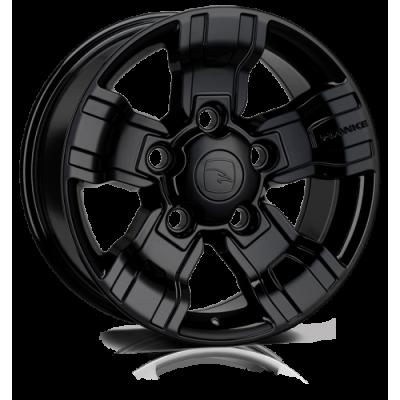 Llanta 18x8.5 5-165 ET20 HAWKE OSPREY BLACK C114