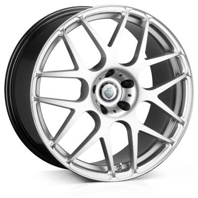 Llanta 18x9.0 5-112 ET35 CADES BERN HIGH POWER SILVER C73