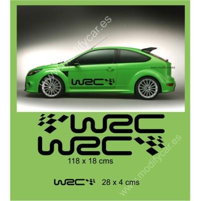 Vinilos WRC