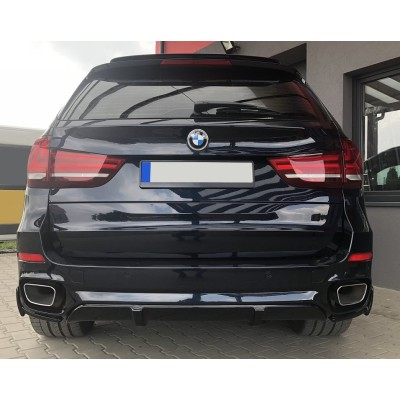 Difusor trasero BMW X5 F15 M Packet