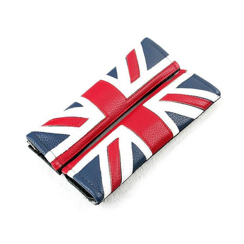 Cubrecinturones Union Jack