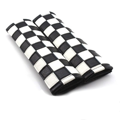 Cubrecinturones Checkered