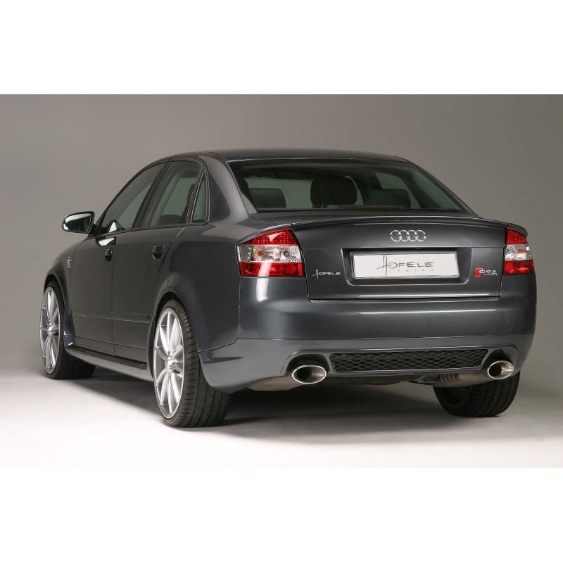 Añadido Trasero Para Audi A4 B6 Hofele